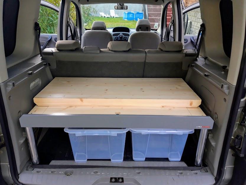 Kit d'aménagement de véhicule en camping car proche de Bayonne, Pau, Toulouse, Perpignanr