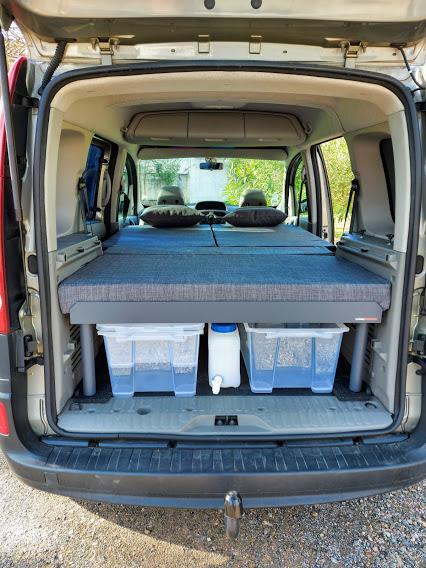 Aménagement de véhicule de loisir en camping-car proche de Toulouse, Pau, Bayonne